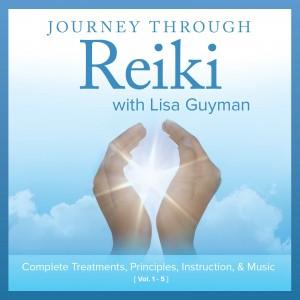 Reiki Practice CDs