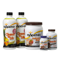 Isagenix 9-Day-Cleansing-Program