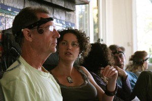 Participants at Awakened Mind Esalen Workshop