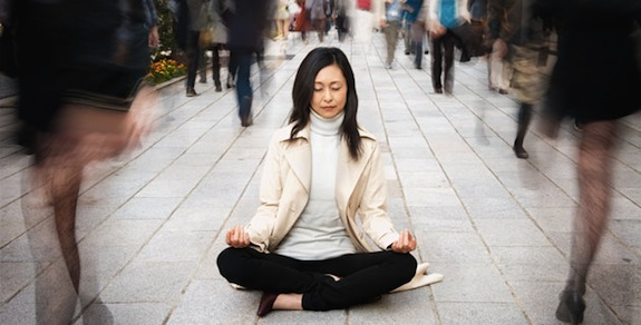 Meditation Class NYC