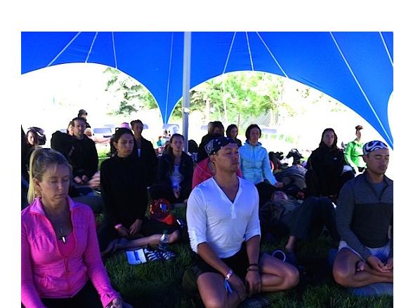 Lisa Guyman Meditation Class