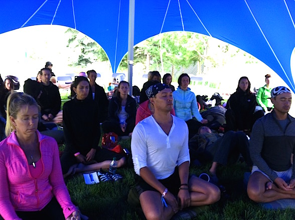 Meditation Workshop with Lisa Guyman at Wanderlust Yoga Festival - Copper Mounatin