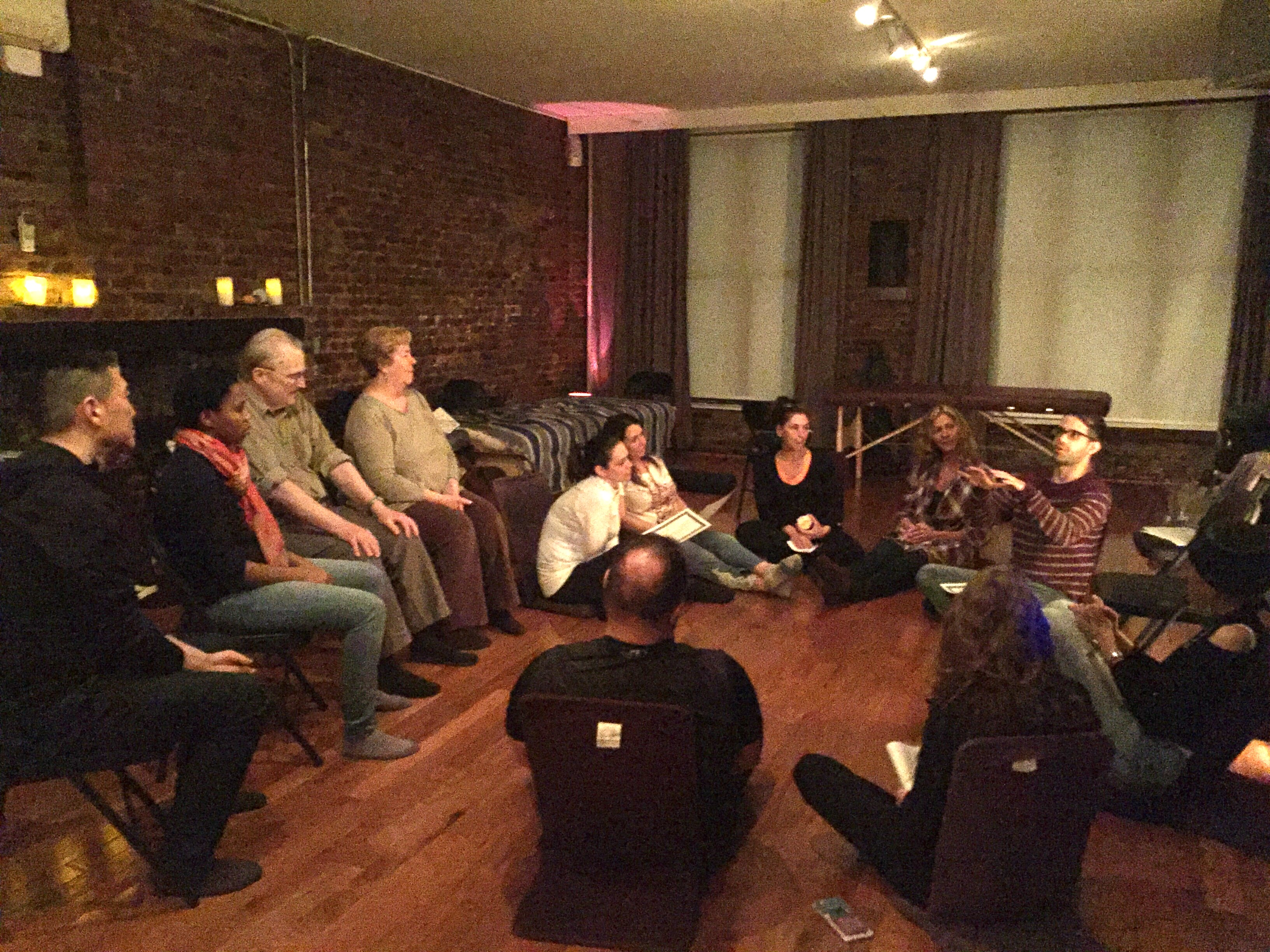 Reiki Workshops New York City